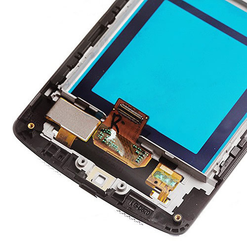 OEM LCD Screen Assembly Replacement for LG Nexus 5 D820  White