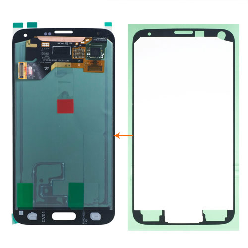 OEM Front Screen Adhesive for Samsung Galaxy S5