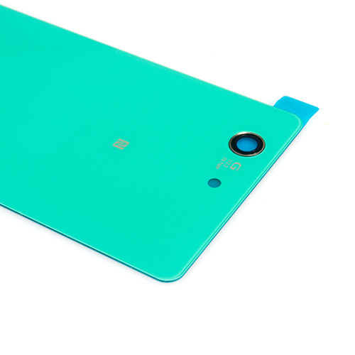 OEM Back Cover for Sony Xperia Z3 Compact Green