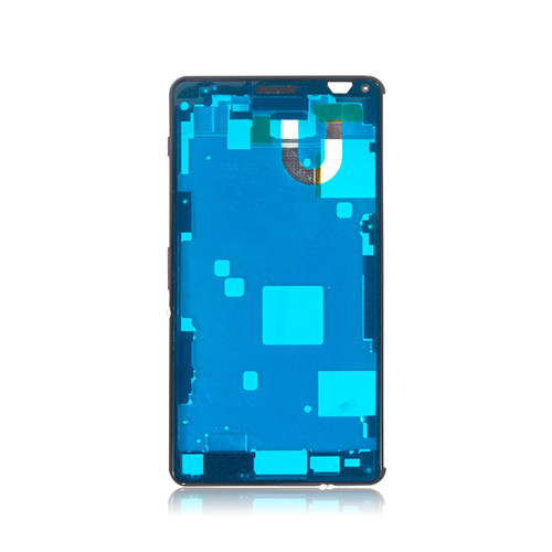 OEM Middle Housing for Sony Xperia Z3 Compact Black
