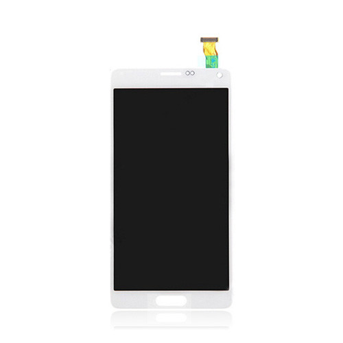 OEM LCD with Digitizer Replacement for Samsung Galaxy Note 4 White