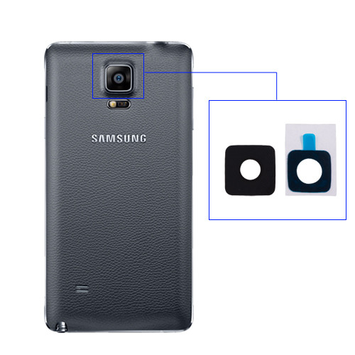 OEM Camera Lens for Samsung Galaxy Note 4