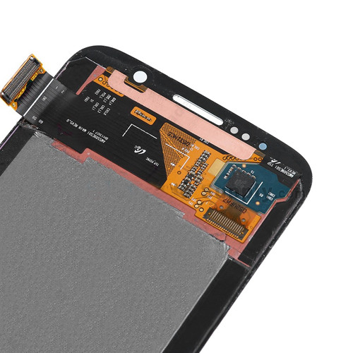 OEM LCD with Digitizer Replacement for Samsung Galaxy S6 Blue