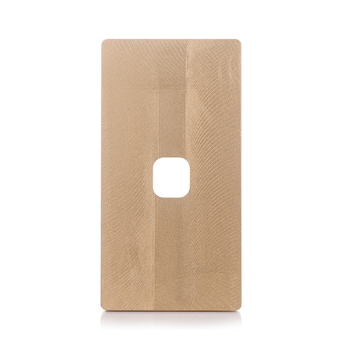 Metal Mold for iPhone 8 Plus Gold