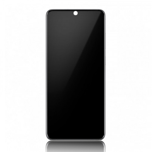 OEM Screen Replacement with Frame for Samsung Galaxy S20 Grey