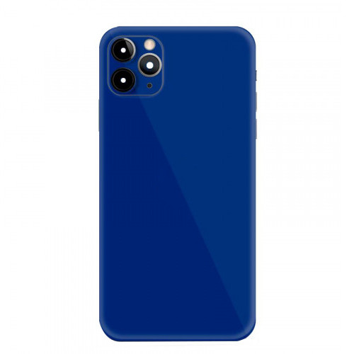 Customize Rear Housing for iPhone 11 Pro Max Dark Blue