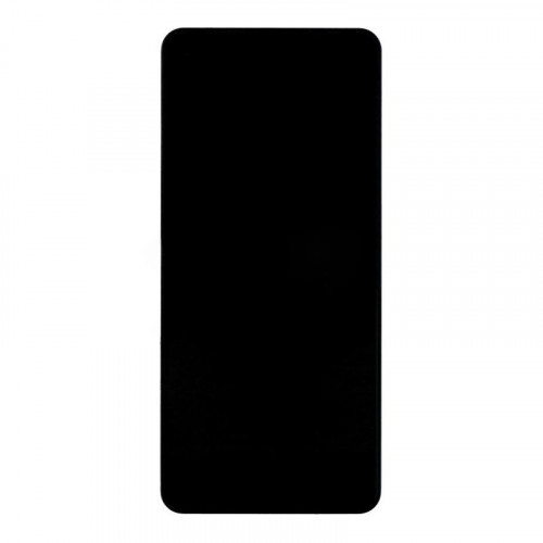 Screen Replacement with Frame for Samsung Galaxy A21s Black