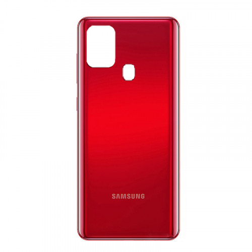 OEM Battery Cover for Samsung Galaxy A21s Red