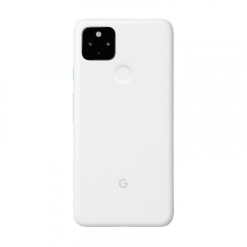 OEM Battery Cover with Camera Glass for Google Pixel 4a 5G White