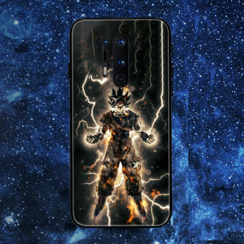 Glowing LED Phone Case for OnePlus 7 Pro (Dragonball)