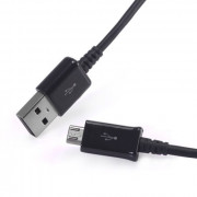 OEM USB Data Cable for Samsung Galaxy S4/S4 Mini Black