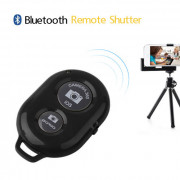 Bluetooth Camera Remote Shutter Black