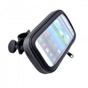 Universal Bicycle Mount Holder for Smart Phone Black