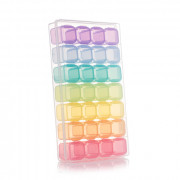 Multi-functional 7 in One Screw Box Colorful