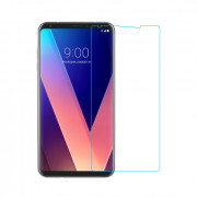 Tempered Glass Screen Protector for LG V30 Transparent