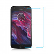 Tempered Glass Screen Protector for Motorola Moto X4 Transparent