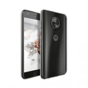TPU Soft Case for Motorola Moto X4 Transparent