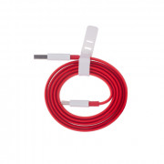 OnePlus Fast Charge Type-C Cable 1M Red