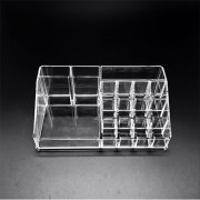 New Clear Acrylic Cosmetic Makeup Storage Organizer 6101 Transparent