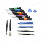 16 in1 Repair Tool Kit 2811 Versatile Screwdrivers Set for Smart Mobile Phone