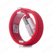 OnePlus Fast Charge Type-C Cable Round 1M Red