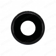 OEM Camera Glass + Ring for iPhone XR Black