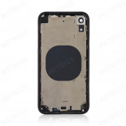 OEM Rear Housing for iPhone XR Black