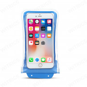 Floatable IP68 Waterproof Bag for Smartphones Blue