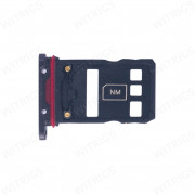 OEM SIM Card Tray for Huawei P30 Pro Black
