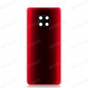 OEM Battery Cover with Camera Glass for Huawei Mate 20 Pro Red