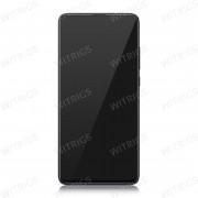 OEM Screen Replacement with Frame for Xiaomi Redmi K20 Pro/Mi 9T pro Carbon Black
