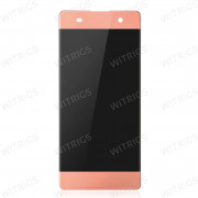 OEM Screen Replacement for Sony Xperia XA Dual Rose Gold