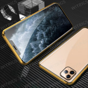 Magnetic Phone Case for Apple iPhone 11 Pro Gold