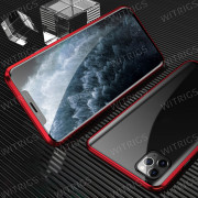 Magnetic Phone Case for Apple iPhone 11 Pro Max Red