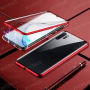 Magnetic Phone Case for Samsung Galaxy Note10 Plus Red