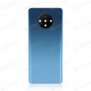 OEM Battery Cover with Camera Lens for OnePlus 7T Blue