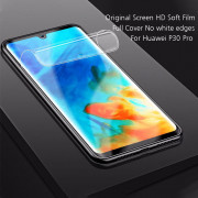 Full Cover Screen Protector Hydrogel film For Huawei P30 Pro