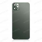 OEM Back Glass Cover for iPhone 11 Pro Max Grey