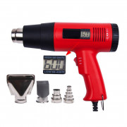 AK02 LCD Display Heat Gun 2000W (US Plug)
