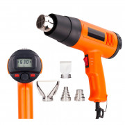 AK03 LCD Display Heat Gun 2000W (US plug)