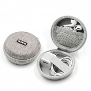 Sancore Earphone Storage Box (S-Circular-Grey)
