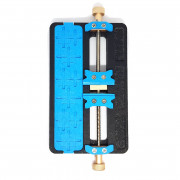 Heat Resistant PCB Holder With Chip Clean Up Compartments