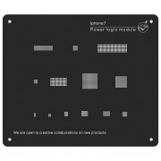 Stencil For iPhone 7 Audio IC and Power Logic Module