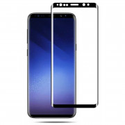 Full Tempered Glass Screen Protector for  Samsung Galaxy Note 9 Black