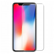 Full Tempered Glass Screen Protector for iPhone X Transparent